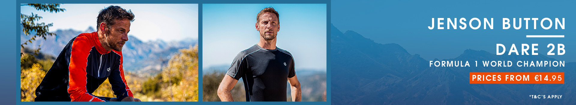 Jenson Button Up To 30% Off