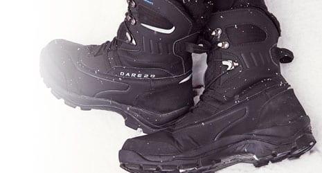 dare 2b footwear