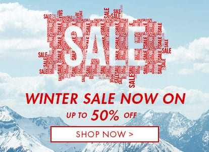 50% off Luxe