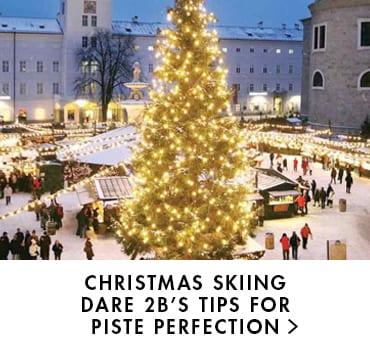 Dare 2b blog - Christmas skiing dares tips