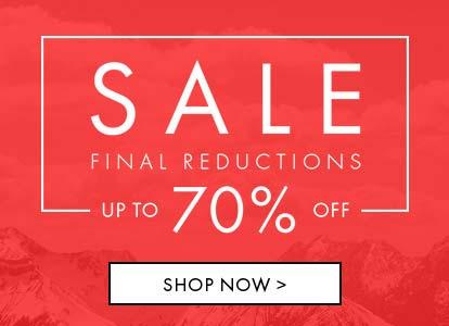 70% off Sale