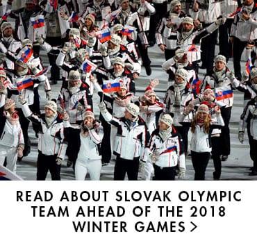 Dare 2b blog - Slovak olympic team