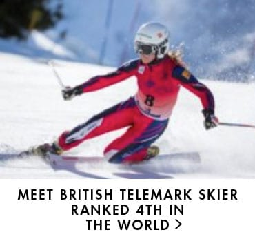 Dare 2b blog - Telemark Team