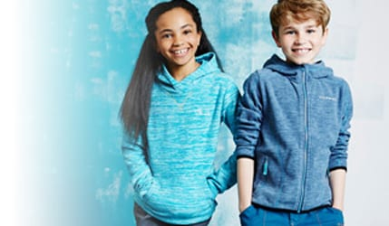 Kids' Fleece & Midlayers